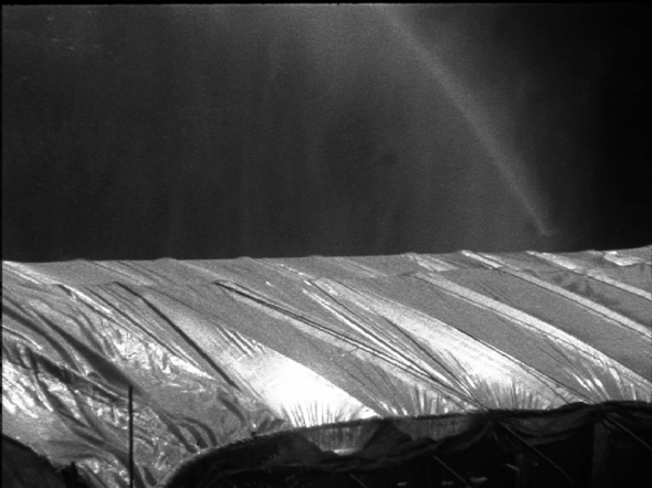 Polytunnels, 2012, 23 minutes, 16mm film.